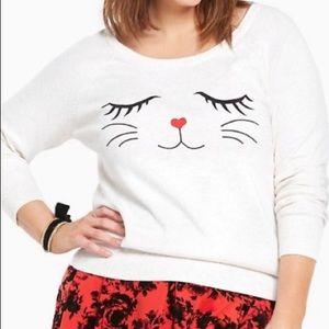 Torrid Cat Sweater